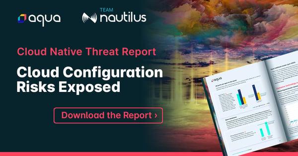 Cloud Native Threat Report