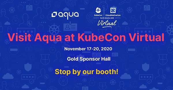 KubeCon CloudNativeCon Virtual 2020