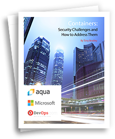 DevOps whitepaper Containers Security Challenges