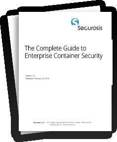 Enterprise container security