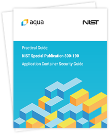 NIST 800-190 container security guide